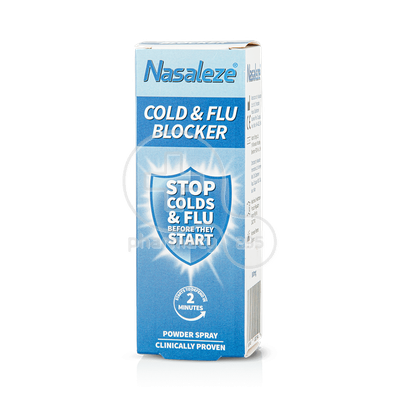 NASALEZE - Cold & Flu Blocker