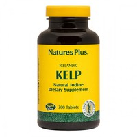 NATURE`S PLUS KELP 300 TABS