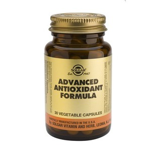 SOLGAR Advanced antoxidant formula 30vegetable capsules