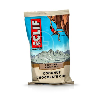 CLIF - CLIF BAR Ενεργειακή Μπάρα Coconut Chocolate Chip - 68gr