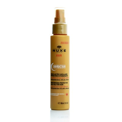 Nuxe - Sun Moisturising Milky Oil for Hair, Αντηλιακό Ενυδατικό Γαλάκτωμα Μαλλιών - 100ml