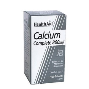 Health aid calcium 800mg