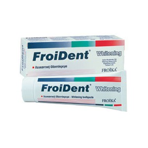 Froident whitening 75ml