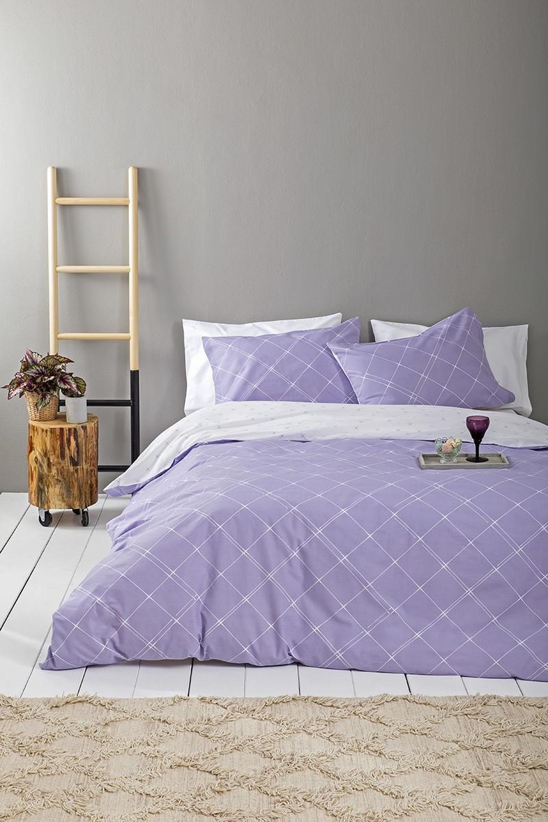 13a56f8f5e2 Πάπλωμα Azora - Lilac ...