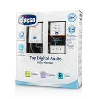 CHICCO - Top Digital Audio Baby Monitor 02565-00