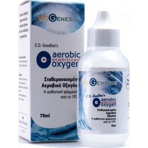 Viogenesis aerobic stabilized oxygen 70ml