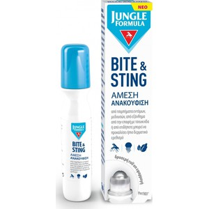 Omega pharma jungle formula bite   sting roll on 15ml
