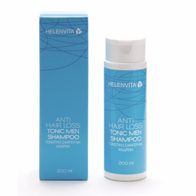 Helenvita - Anti Hair Loss Tonic Men Shampoo - 200ml