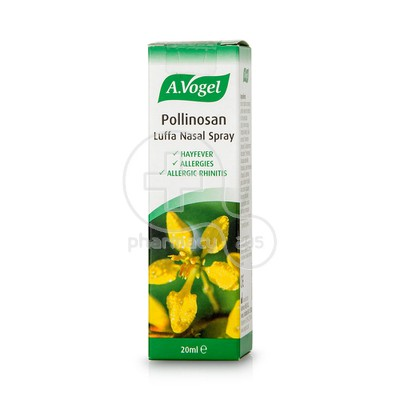 A.VOGEL - POLLINOSAN Luffa Nasal Spray - 20ml