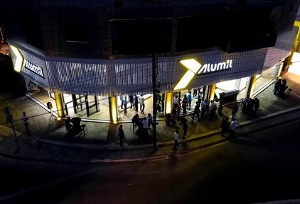 The impressive Opening Ceremony of Alumil's Brand New Showroom in Limassol