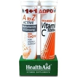 Health aid a to z active   vitamin c 1000mg