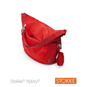 Stokke Changing Bag Red