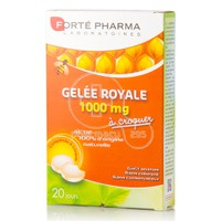 FORTE PHARMA - Gelee Royale 1000mg - 20tabs