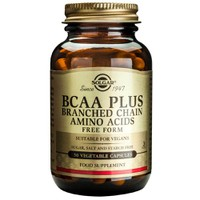 BCAA PLUS VEG. CAPS 50S