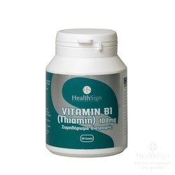 Health Sign B1 Thiamin 100 mg 90 caps