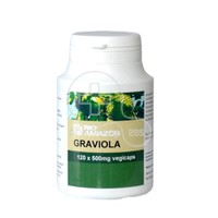 RIO AMAZON - GRAVIOLA 500mg. - 120caps