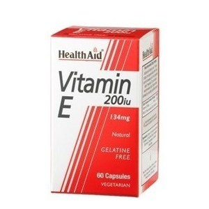 Health aid vitamin e 200iu