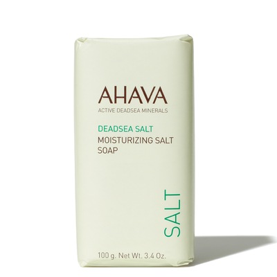 Ahava - Moisturizing Dead Sea Salt Soap - 100gr