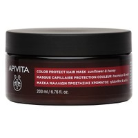 APIVITA HAIR MASK COLOR PROTECT (ΗΛΙΑΝΘΟΣ&ΜΕΛΙ) 200ML