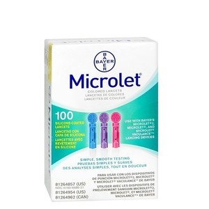 Bayer microlet