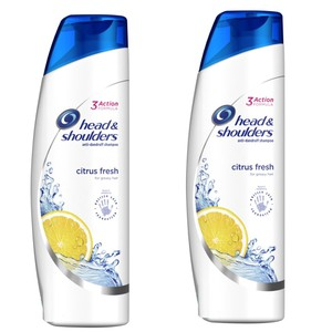 Head   shoulders shampoo citrus fresh 1 1