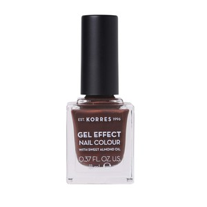 KORRES Gel effect nail colour N61 seashell 11ml