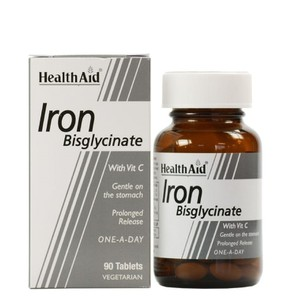 Health aid bisglycinate iron