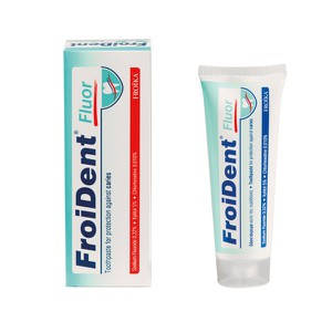 Froident fluor toothpaste