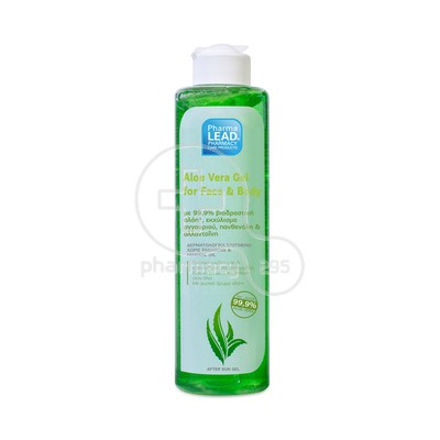 PHARMALEAD - Aloe Vera Gel 99,9% - 300ml