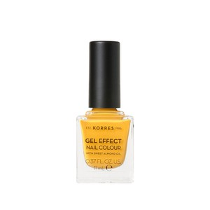 KORRES Gel effect nail colour N91 sunshine 11ml