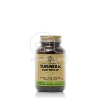 SOLGAR - Turmeric Root Extract - 60caps