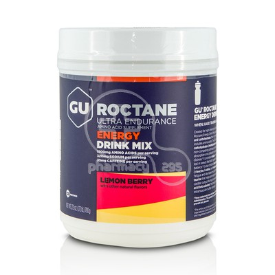 GU - ROCTANE Energy Drink Mix με γεύση Lemon Berry - 780g