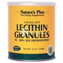 Nature's Plus LECITHIN GRANULES - Αδυνάτισμα, 340gr