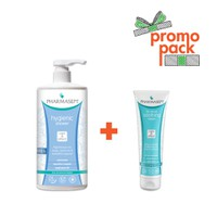 PHARMASEPT HYGIENIC SHOWER 1000ML + BODY SOOTHING CREAM 150ML