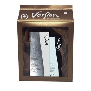 Version promo wash gel aha deep cleansing gel