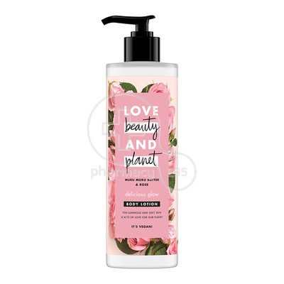LOVE BEAUTY AND PLANET - Body Lotion Muru Muru Butter And Rose - 400ml