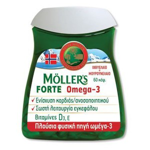 Mollers forte 60caps
