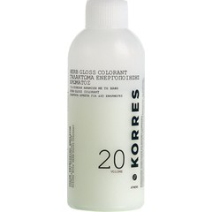 Korres Herb Gloss Colorant 20 Volume, 120ml