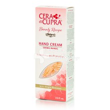 Cera Di Cupra Hand Cream Beauty Recipe, 75ml