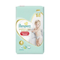 PAMPERS - PREMIUM CARE Pants No4 (9-15kg) - 58τμχ