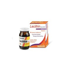 Health Aid LECITHIN 1000mg & Co-Q-10 & Vitamin E 30caps