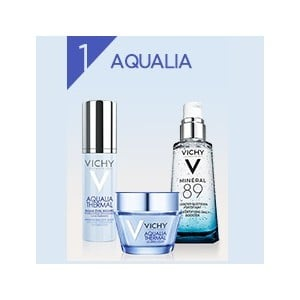 Vichy aqualia box