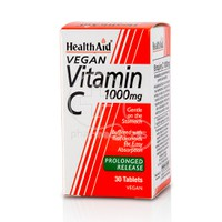 HEALTH AID - Vitamin C 1000mg - 30tabs