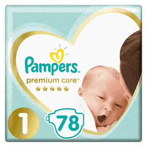 Pampers premium newborn no1