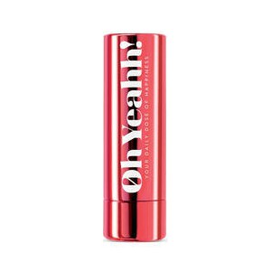 Oh yeahh  happy lip balm spf15 red 4.2gr