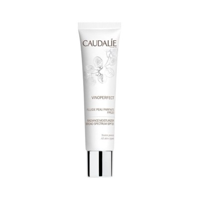 Caudalie - Vinoperfect Radiance Moisturizer Broad Spectrum Fluid SPF20 - 40ml