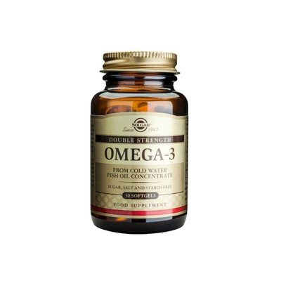 Solgar - Omega-3 Double 700 Strength - 30caps