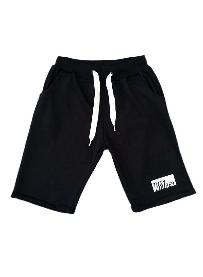 TONY COUPER SRT19/24 BLACKV SHORTS