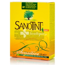 Sanotint Hair Color Light - 87 Extra Light Golden Blonde, 125ml