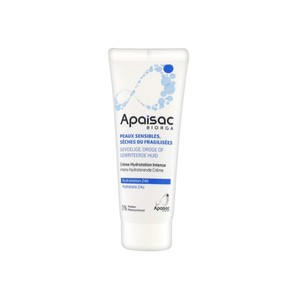 Apaisac biorga intense moisturizing cream 40ml